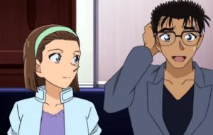 名探偵コナンの京極真と鈴木その子