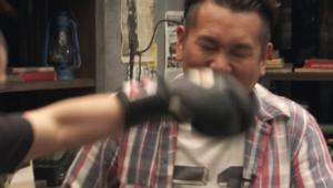 ドキュメンタルシーズン1の川原に殴られるフジモン