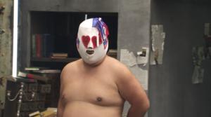 ドキュメンタルシーズン1のマスクをかぶるハチミツ二郎