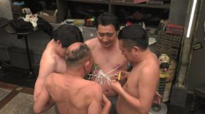ドキュメンタルシーズン3の裸になる4人