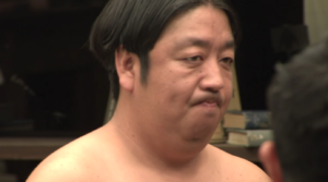 ドキュメンタルシーズン3の日村のケツバットの時の顔
