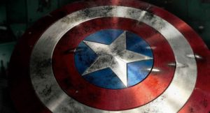 キャプテンアメリカの盾
