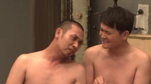 ドキュメンタルシーズン4の裸でネタをする千鳥