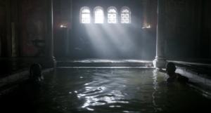 ヴァイキングの風呂