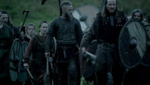 ヴァイキングの戦