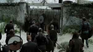 ヴァイキングのシーズン1の略奪