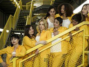 『ロック・アップ/スペイン女子刑務所』の囚人