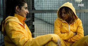 『ロック・アップ/スペイン女子刑務所』のサライとリソス