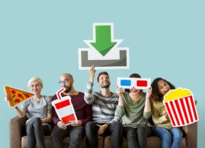 機能から選ぶおすすめの動画配信サービス